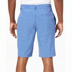 "32 Degrees Shorts - 32 Degrees Men's Blue Stretch 11"" Shorts"